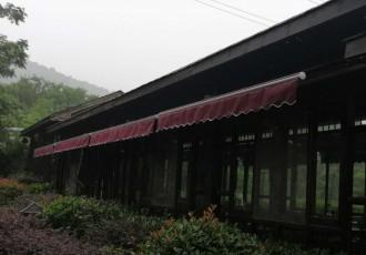 南京遮阳蓬定制