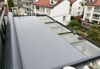 哪些地方适合安装铝合金遮阳天幕棚(蓬)